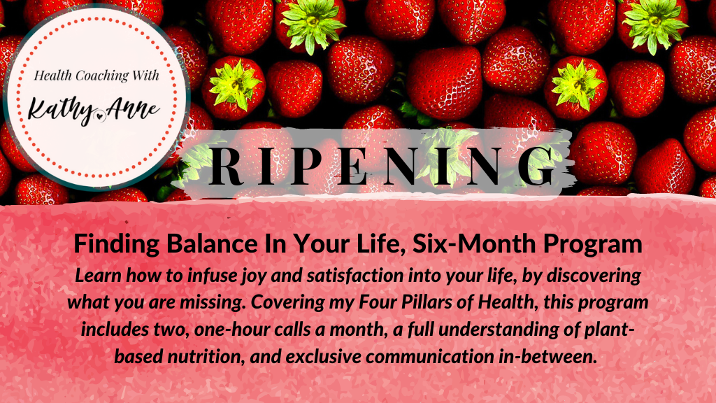 Ripening Coaching Plan